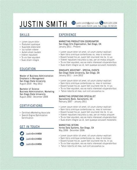 10 resume tips from an hr rep design design creative