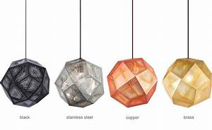Tom Dixon Lamp : etch pendant light ~ Markanthonyermac.com Haus und Dekorationen
