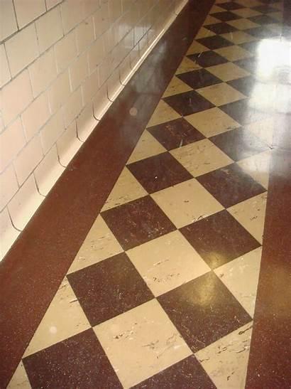 Floor Asbestos Tile Tiles Retro Cleaning Wood