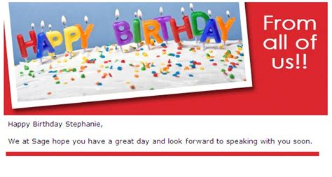 birthday email templates  outlook templates resume