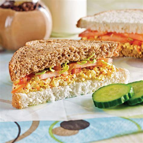 cuisine sans oeufs sandwichs aux oeufs sans oeuf recettes cuisine et