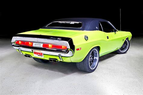 09 Challenger Rt by 1970 Challenger Meet The Non Hack Hellcat