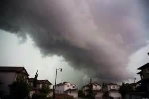 Edmonton Alberta Tornado
