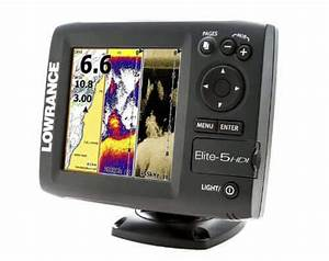 Lowrance Elite 5 Hdi Review 5 U0026quot  Color Fish Finder  Fishfindly Com