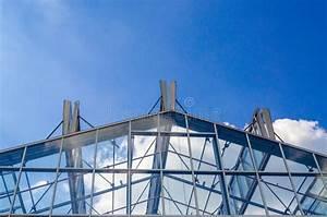 Toit En Verre Prix : toit en verre structure m tallique image stock image du ~ Premium-room.com Idées de Décoration