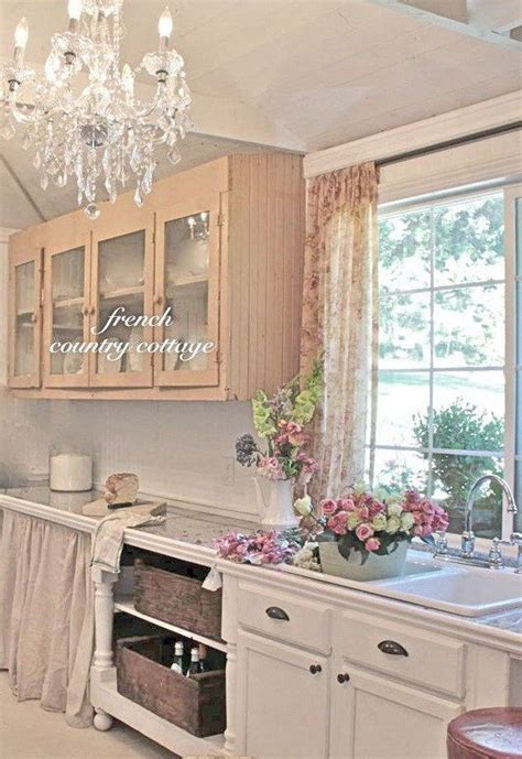 Cottage Chic 35 Awesome Shabby Chic Kitchen Designs Accessories And