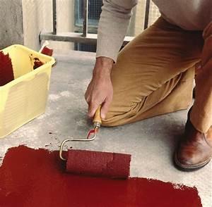 peindre sur du ciment le roi de la bricole With peindre du ciment exterieur