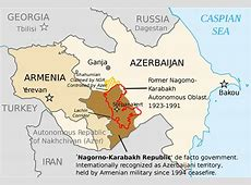 Armenia Russia has deployed its missiles in Nagorno