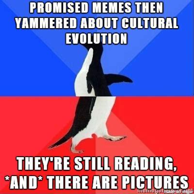 Selfish Meme The Selfish Meme Notes On Liberty