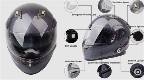 Best Bluetooth Motorcycle Helmets On The Market