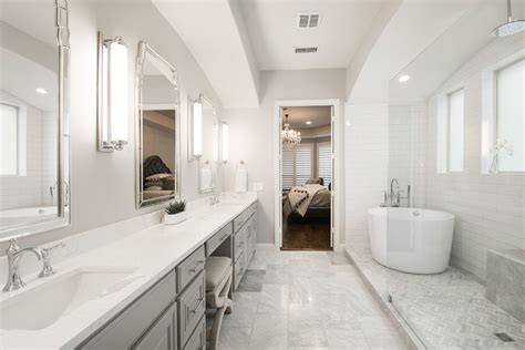 bathroom remodel dallas texas remodelers based  plano tx