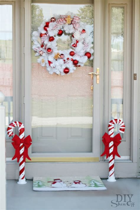 25 amazing diy outdoor christmas decorations on a budget