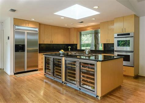 kitchen island with wine storage wine storage for every budget zillow porchlight