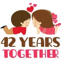 12th anniversary gift ideas gospel driven disciples 42nd wedding anniversary