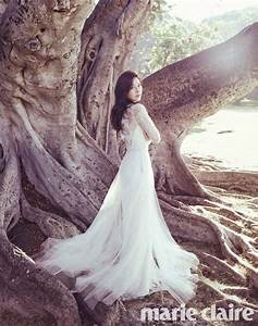 Kim Ha-neul Shows Off Pre-Wedding Photos in Fashion ...