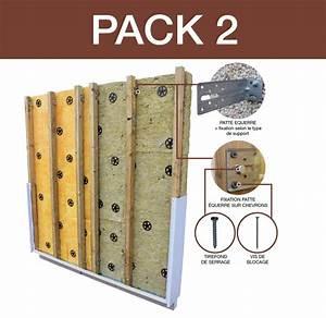 Parpaing Ou Brique : pack fixation entraxe 600 mm pour support parpaing creux ~ Dode.kayakingforconservation.com Idées de Décoration