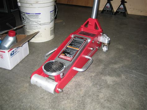 need a low profile floor jack with high lift