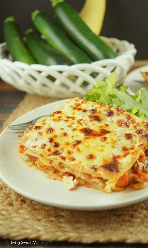 Benefits, recipe, and side effects. Low Fat Vegetarian Lasagna Recipe - Living Sweet Moments