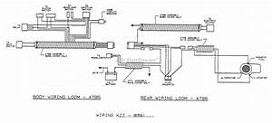 Dixon Ztr 4421  1994  Parts Diagram For Wiring Assembly