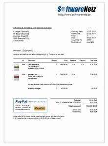 Layout Rechnung : invoice program ~ Themetempest.com Abrechnung