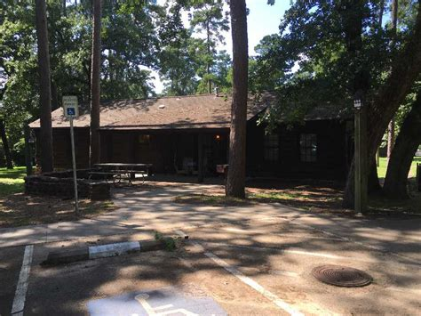 caddo lake state park cabins  person accessible
