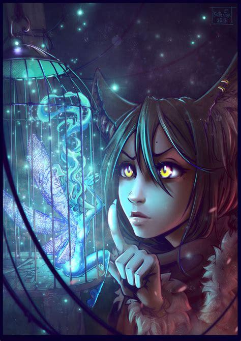 Little fairy by Kate FoX on DeviantArt