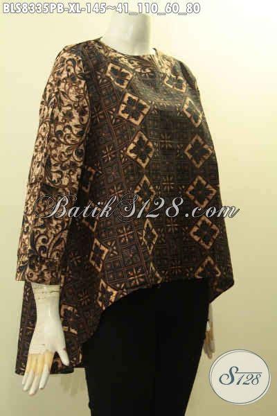 Baju Dress Wanita Ayumi Terbaru dress batik depan pendek belakang panjang gamis brokat