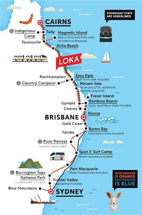 loka bus pass  australia kilroy