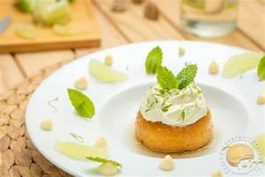 Assiette à Dessert Originale : le babajito ou comment transformer une p tisserie classique en un dessert original et hip ~ Teatrodelosmanantiales.com Idées de Décoration