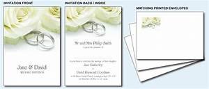personalised wedding invitations matching envelopes With wedding invitations with matching envelopes