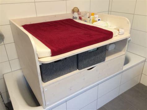 Wickelauflage Fur Badewanne Wickelaufsatz Für Badewanne Mit Schublade Und Ablage Oben