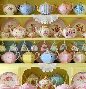 Geschirr Set Pastell : i love shabby pastel boch pastels pinterest ~ Whattoseeinmadrid.com Haus und Dekorationen