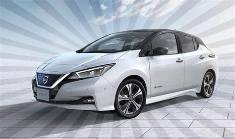 Nissan Leaf 2019 Model Range, Price And Specs Confirmed In