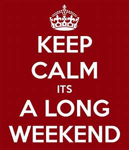 August Bank Holiday Weekend Offers for our Free and ...