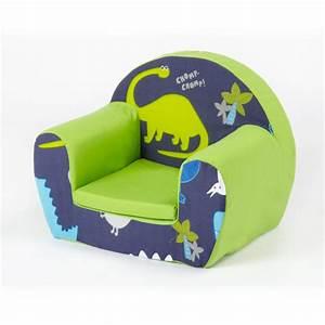 Fauteuil En Mousse Pour Bébé : dinosaures bleu pour enfants mousse confortable chaise petits enfants fauteuil ebay ~ Teatrodelosmanantiales.com Idées de Décoration