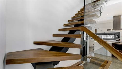 david gilbert escaliers bois et verre photos