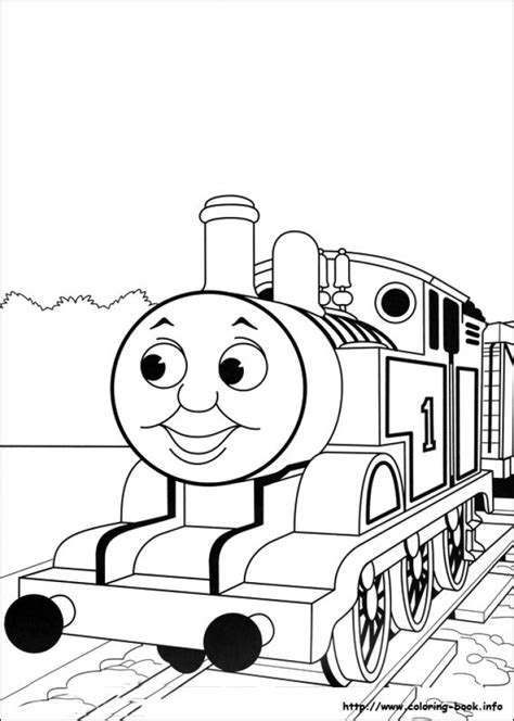 thomas  friends coloring pages printable  kids xi