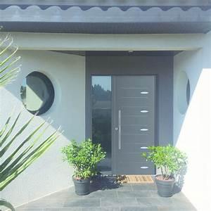porte d39entree en acier a isolation thermique integree With acheter porte d entrée
