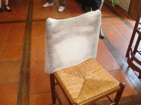 quot housse de chaises quot en voile d hivernage photos 1 1 forum mariage 31