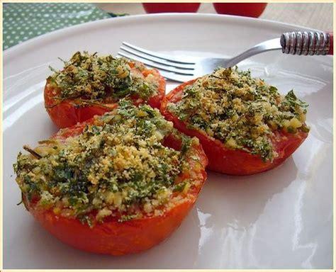 tomates à la provencale du sel dans ma cuisine