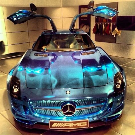 cool electric cars mercedes sls amg cool colour cars pinterest