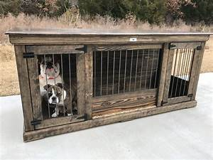 29 best dogs images on pinterest dog kennels dog cat With dog crate stand
