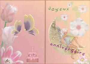 Carte De Voeux à Imprimer Gratuite : cartes anniversaires gratuites imprimer jolies cartes ~ Nature-et-papiers.com Idées de Décoration