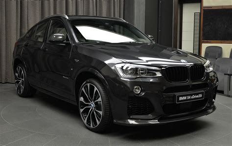 Bmw X4 Modification by Bmw X4 With M Performance And 3d Design