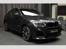 BMW X4 With M Performance And 3D Design