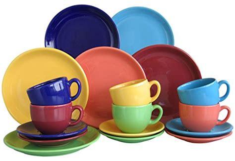 creatable geschirr bunt creatable 14016 serie top colours eierbecher 6 teilig porzellan mehrfarbig 17 x 11 x 6 cm 6