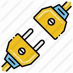 Premium Icon Kabel Connector Cable Lineal Icons
