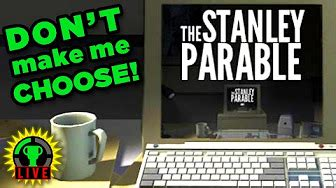 stanley parable complete youtube