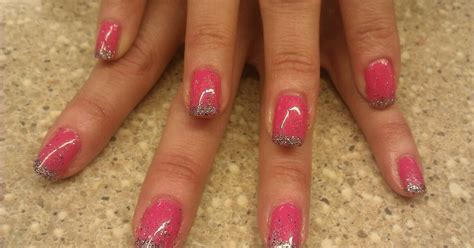 Valentines Day Shellac Nails
