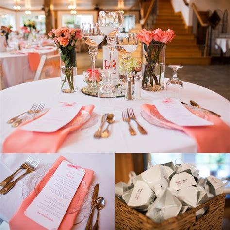 peach  coral georgia wedding color coral wedding